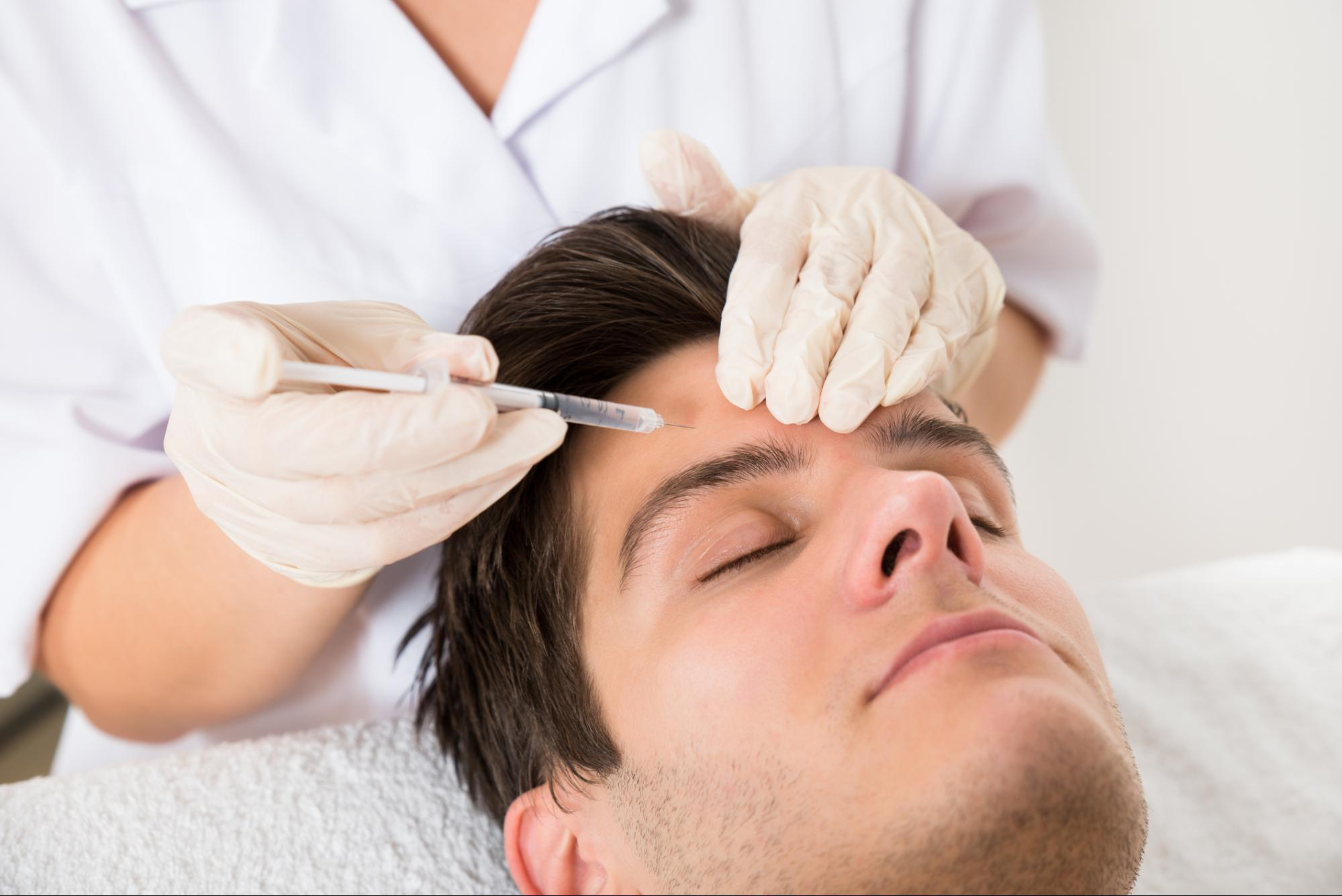 The 5 Most Popular Cosmetic Treatments For Men Anderson Medspa
